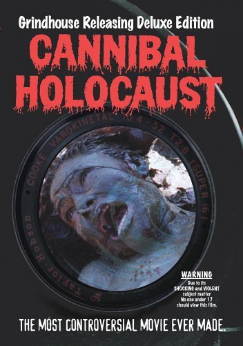 Cannibal Holocaust movie poster