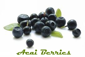 Acai berries and weight loss