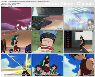 Download Film Shaman King Episode 46 (Keanehan Tao) Bahasa Indonesia