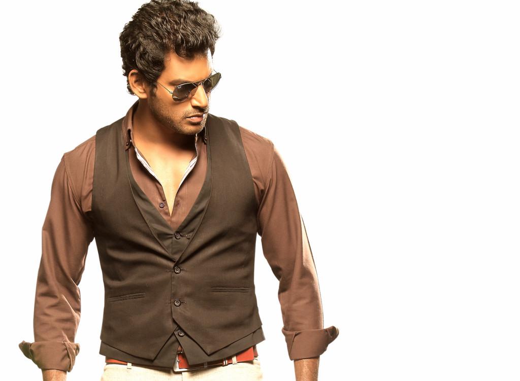 Vishal (actor) - Wikipedia