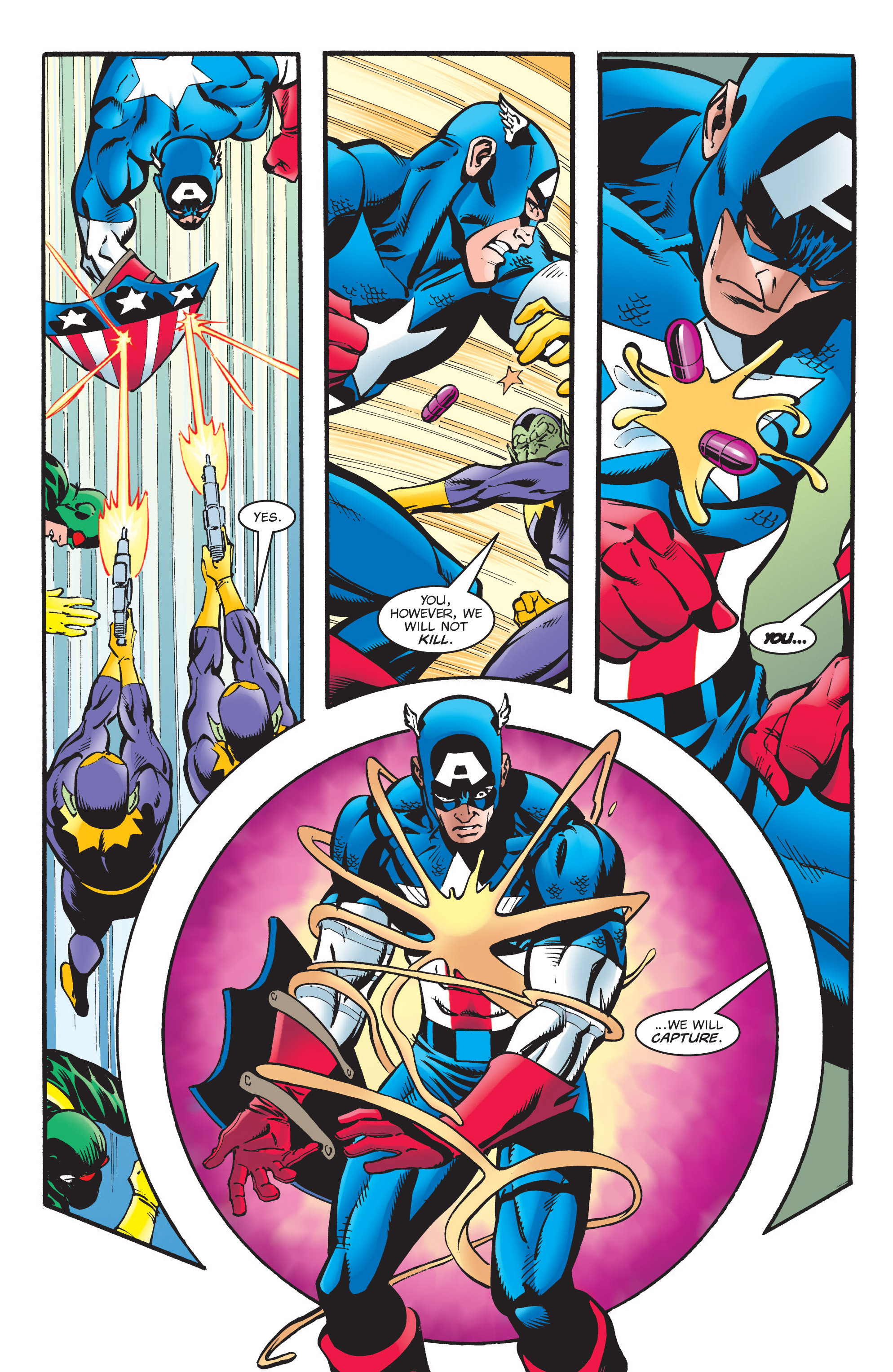 Captain America (1998) Issue #5 #8 - English 18
