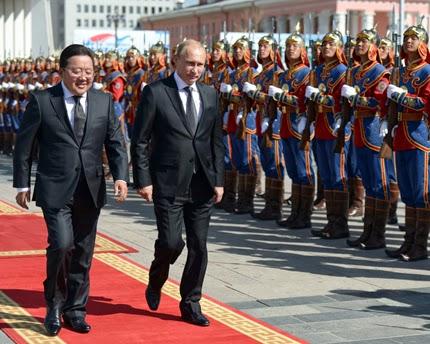 Мирен план за Украйна предложил Путин по телефона