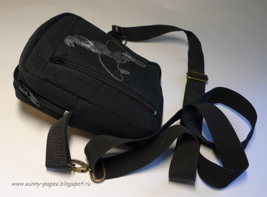 сумка человек-паук