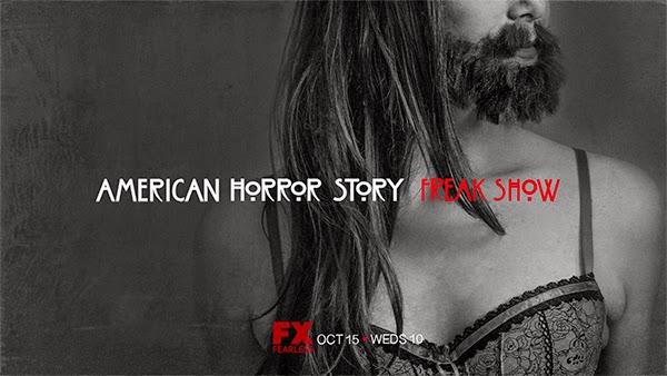 Mujer Barbuda American Horror Story Freak Show
