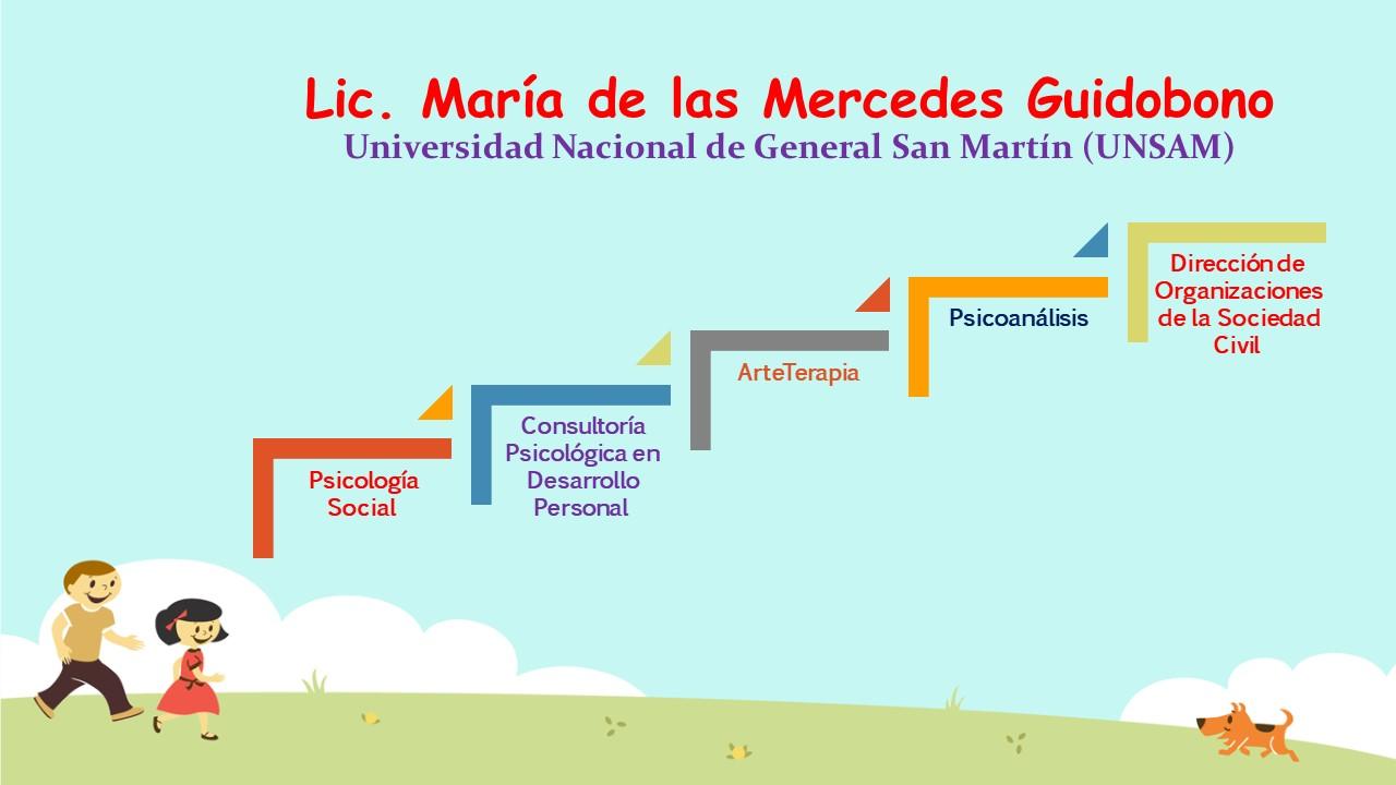 Lic. María Mercedes Guidobono