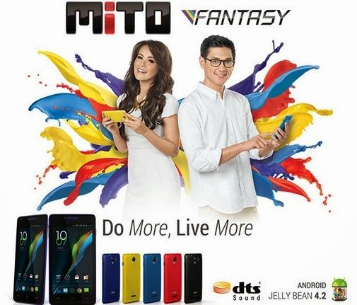 Mito A50 Fantasy | handphone android dibawah 1 juta