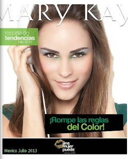 mary kay tendencias de color jul 2013