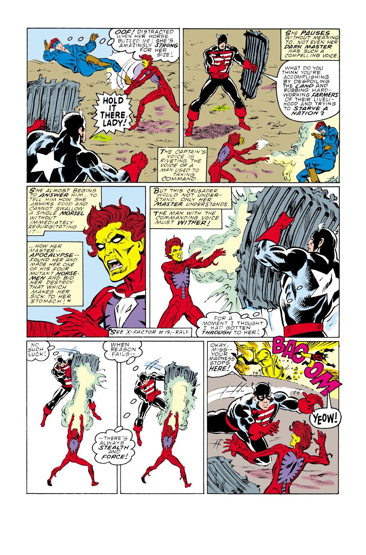 Captain America (1968) Issue #339 #268 - English 19