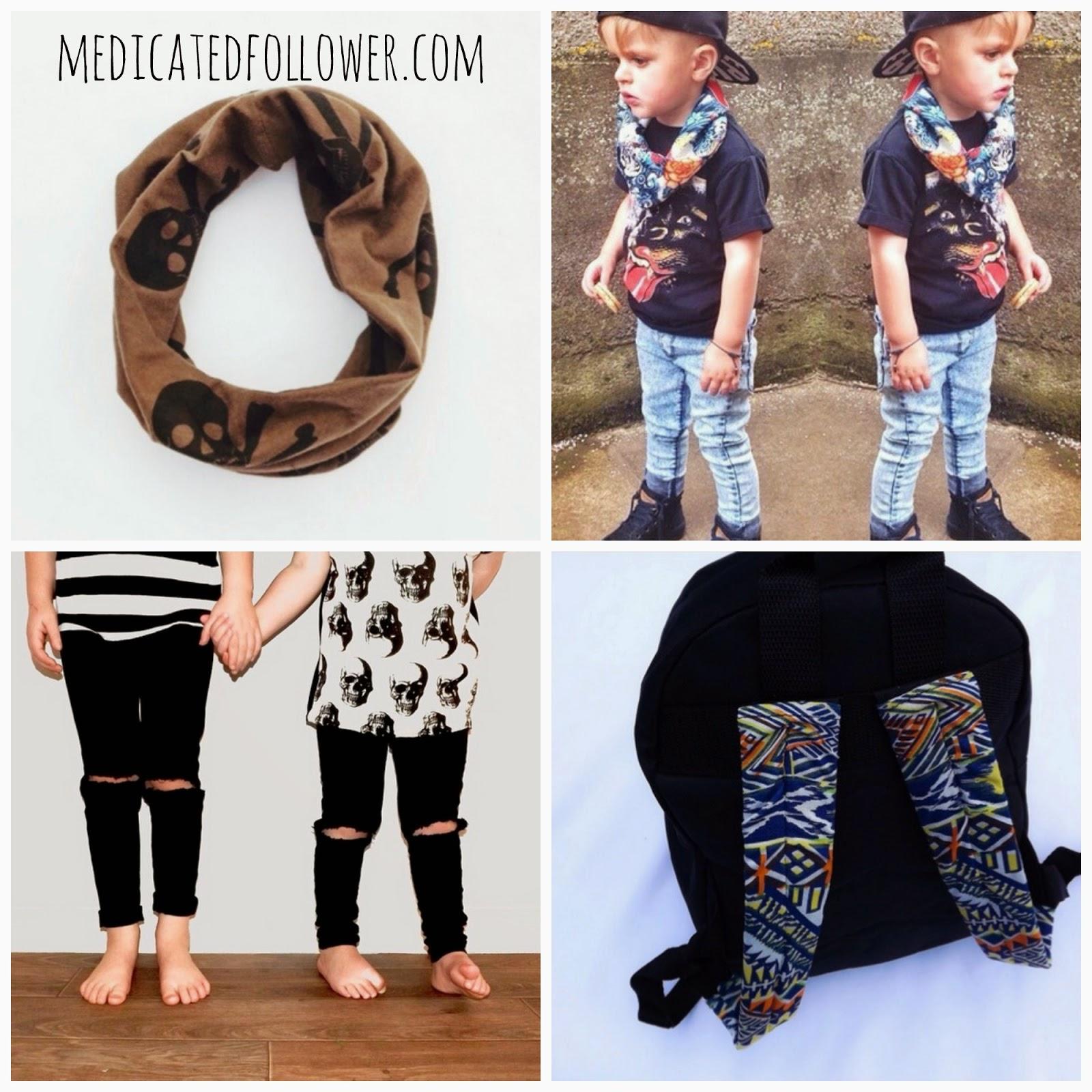 Ryder L, kids fashion