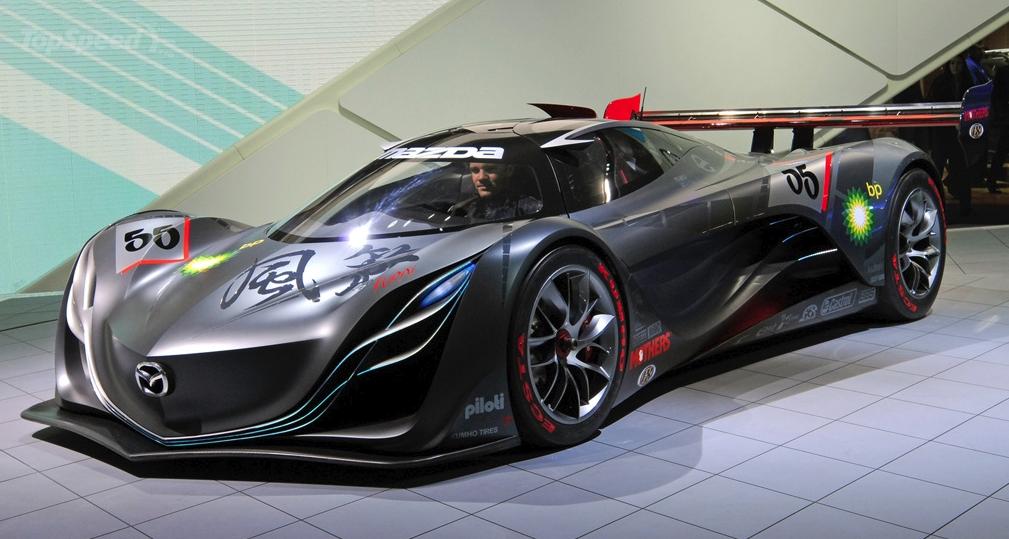 New Mazda Car Models - Cool mazda cars