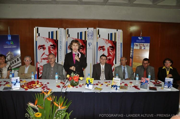 Dra. Patricia Rosenzweig Levy presidió este importante acto. (Foto: Lánder Altuve).