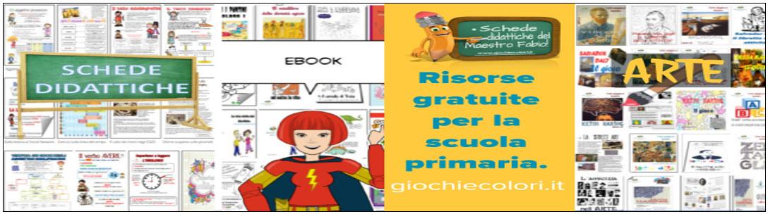 Risorse gratuite per la scuola primaria