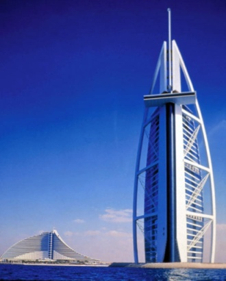 World Most Popular Places Burj Al Arab Dubai