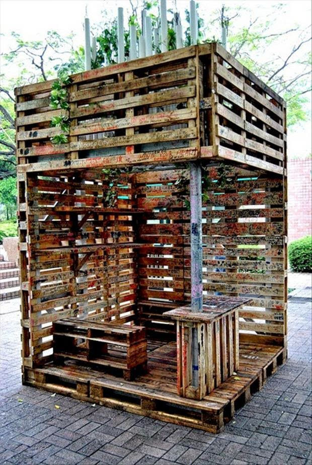 26 Creative Furniture Designs From Old Pallets Do It