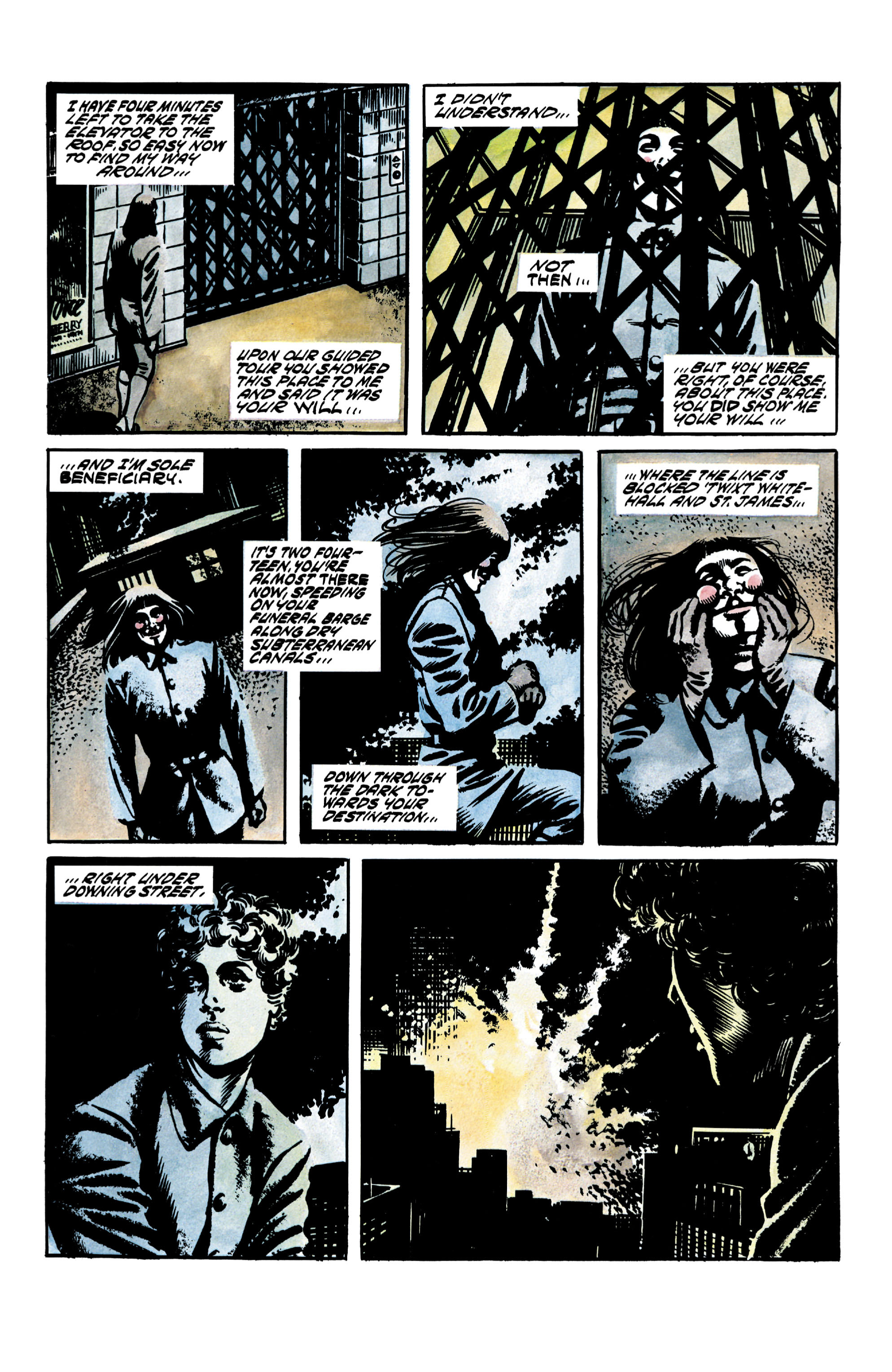 V for Vendetta chap 10 pic 26