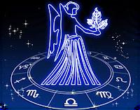El simbolo del horoscopo Virgo