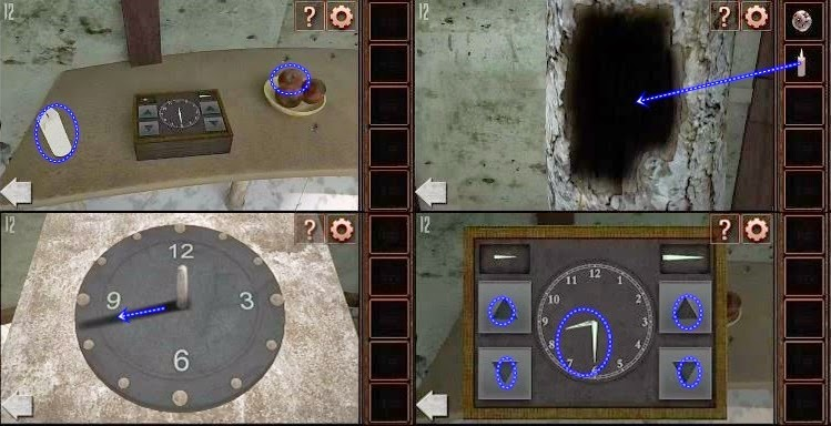 Can You Escape Tower Level 12 Solution