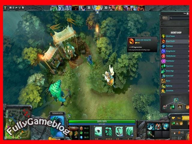 Game Dota 2 Offline Highly Compressed