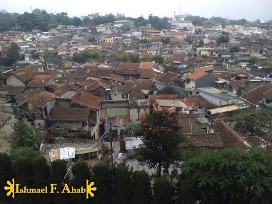 Houses in Bandung