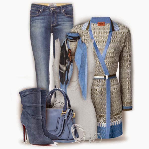 Winters Outfits Designs Ideas...