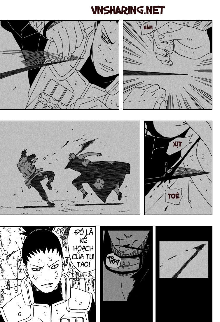 Naruto chap 337 Trang 7 - Mangak.info