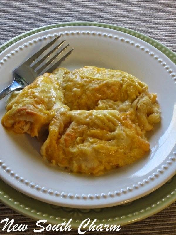 Chicken Croissant Casserole Recipe