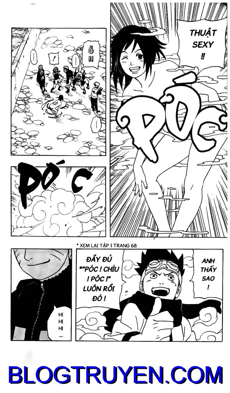 Naruto chap 245 Trang 16 - Mangak.info