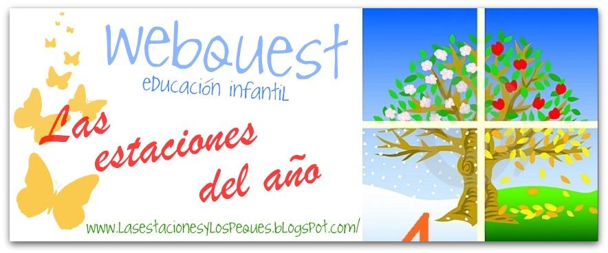 """Webquest """" Las estaciones del año """""""
