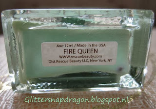 Rescue Beauty Lounge Fire Queen