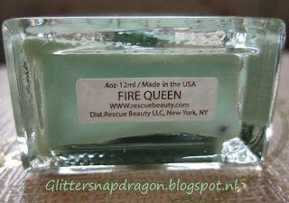 Rescue Beauty Lounge Fire Queen