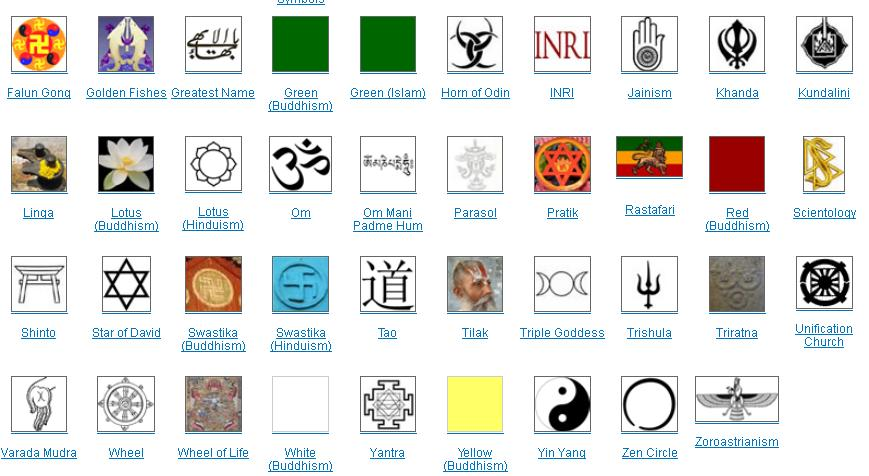 peyote religious art: symbols of faith and belief essay Don's home religion | symbols and icons religious symbols in wiccan and neopagan belief, the triqueta symbolizes the triple aspected goddess (maid, mother, and crone) these are usually polytheistic, but many neo-pagans consider their faith pantheistic, and many other concepts of deity.