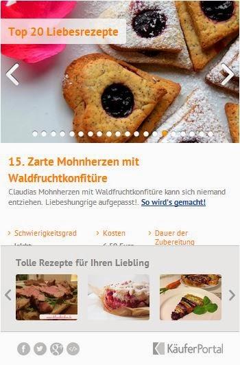 Kulinarikus unter den Top 20!