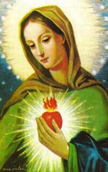 As Aparições de Nossa Senhora à Elizabeth Kilderman na Hungria - A CHAMA DE AMOR