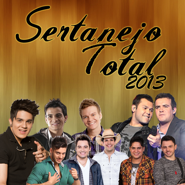 CAPA Sertanejo Total 2013