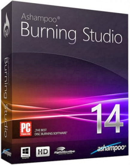 Download Ashampoo Burning Studio 14 Final