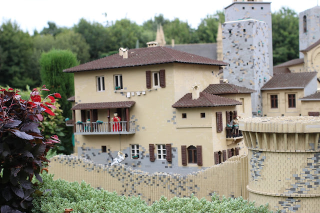 San Gimignano Italy Legoland Windsor | Chichi  Mary