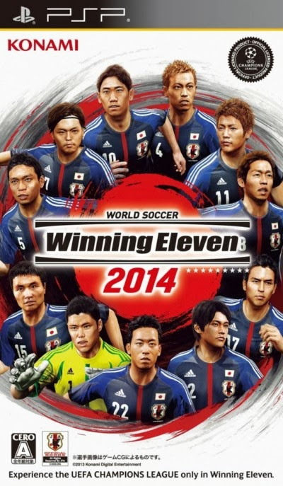 Download Free Game World Soccer Winning Eleven - PS3 Game