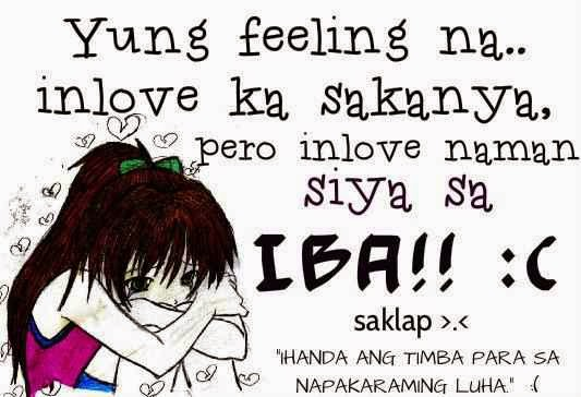 Love Quotes For Him Tagalog 2014 : tagalog love quotes here s one of the best tagalog