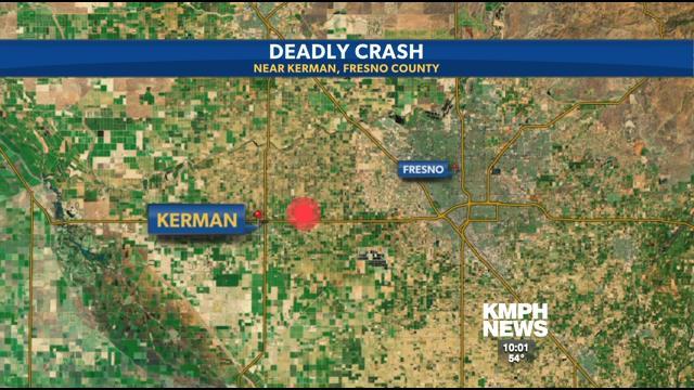 fresno county highway 180 fatality vehicle accidents kerman howard avenue