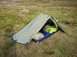 Bivy Tent Renegade Quilt