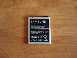Samsung Galaxy S Duos battery