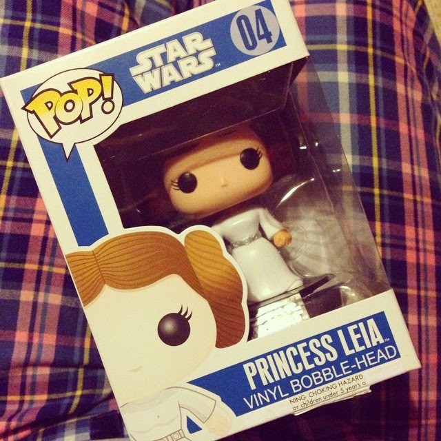 Love Life Lexi Princess Leia Pop Vinyl