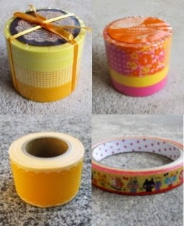 Washi Tape Craft Projects