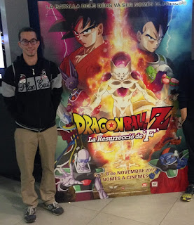 Fan Dragon Ball La Resurreción de F en cines