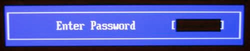 How to remove bios password by free CmosPwd removal software