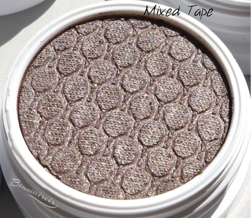 ColourPop makeup: Super Shock Shadow in Mixed Tape