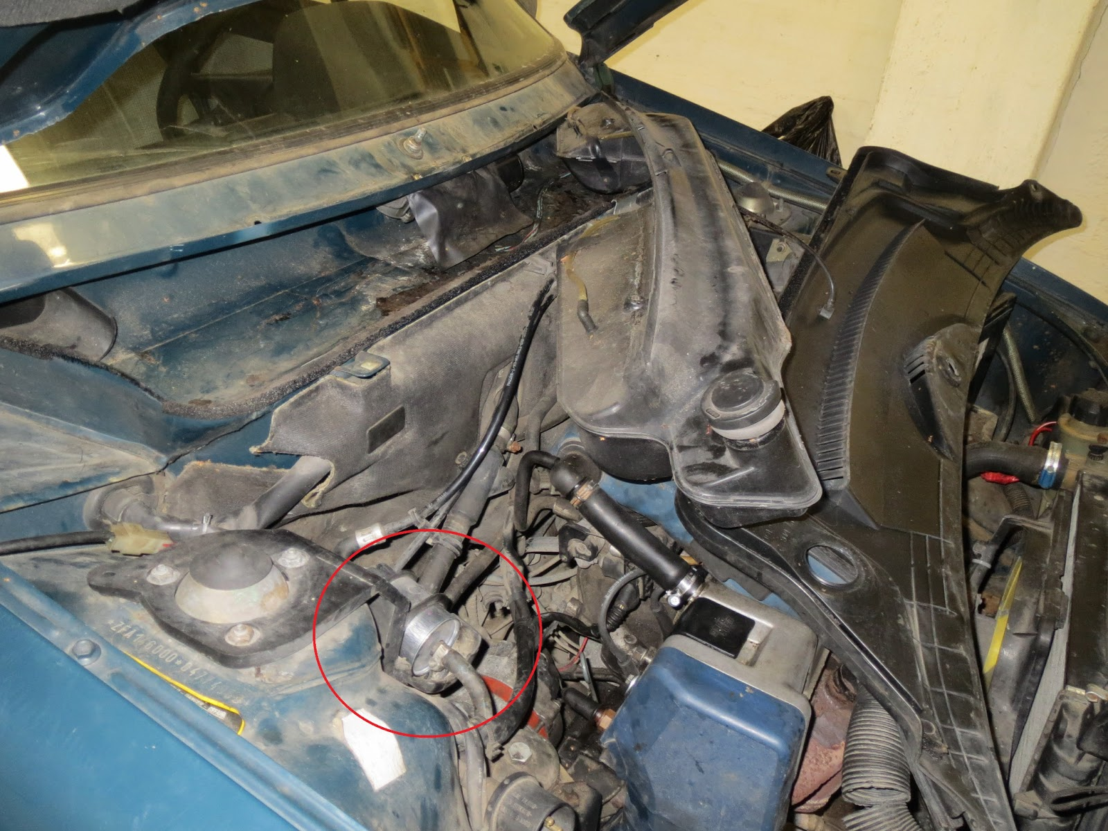Wiring Diagram For Fiat Uno Libraries Electrical 1100 Libraryafter Noticing That Air Intake To Cabin Is Full Of