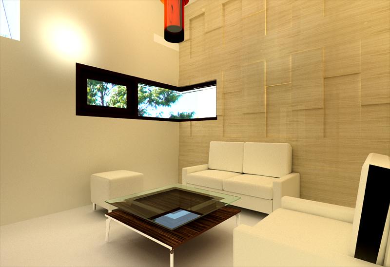 Ragam ide Desain Rumah Mungil Modern 2015 yang perfect