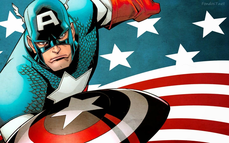 Captain América Wallpaper