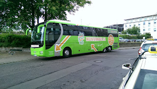 Fernbus + Bahnverkehr:  Express-Bus nach Berlin nun mit neuem Namen Vogtlandbahn steigt aus – Vier Busunternehmen springen in die Bresche , aus Freie Presse